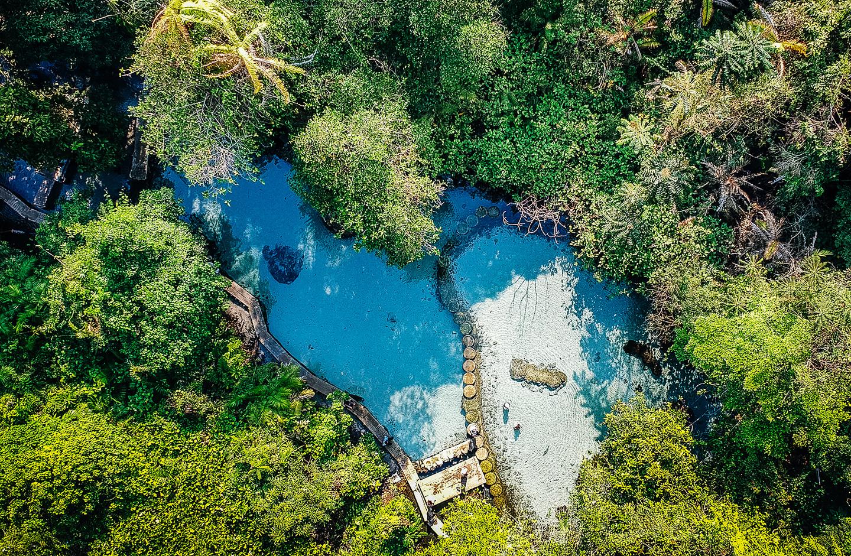 รถเช่าสนามบินสุราษฎร์ธานี-ป่าต้นน้ำบ้านน้ำราด